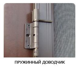 пружинный доводчик Воронеж